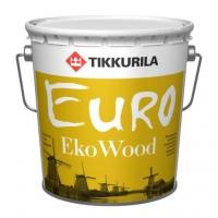 Tikkurila Euro Eko Wood (Евро Эко Вуд) орегон