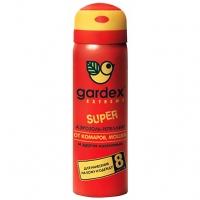 Аэрозоль от комаров и клещей Gardex Super Extreme 80мл