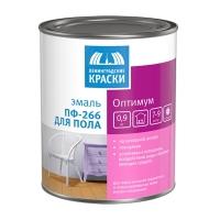 Эмаль ПФ-266 «Оптимум» золотистая