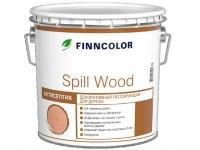Finncolor Spill Wood (Спил Вуд) прозрачный